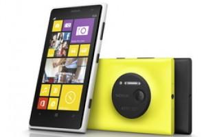 诺基亚 Lumia 1020 测评