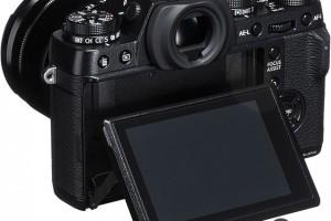 富士正式发布三防无反相机X-T1