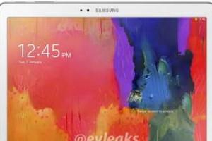 八核、2K屏:三星发布10.1寸Tab Pro 平板电脑