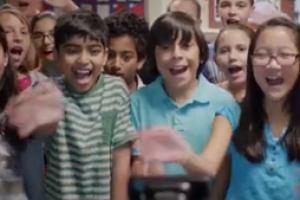 微软超级碗广告 有创意有温情