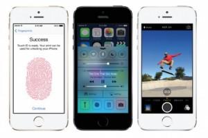 iPhone 5s销量出色 苹果拿下国内智能机市场7%份额