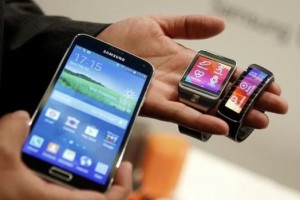 Home键带指纹识别:三星Galaxy S5正式发布