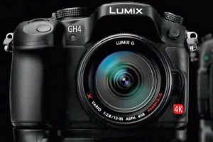 支持4K摄像:松下GH4无反相机上市
