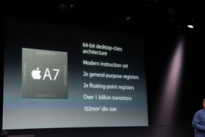 超前设计:苹果A7将比肩Intel桌面处理器