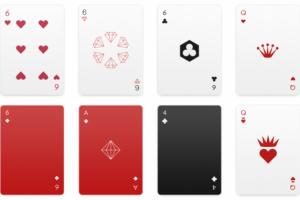 设计艺术:这样的扑克你会买吗?