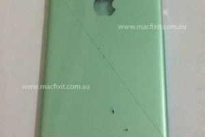 iPhone6 真机后壳图片泄露