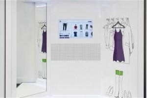 魔镜照进现实:未来试衣间将实现智能化
