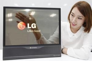 LG公布可弯曲半透明OLED屏幕