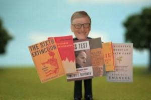 比尔盖茨推荐的六本书