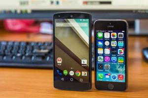 谁的扁平化更适合你?Android L对比iOS 8
