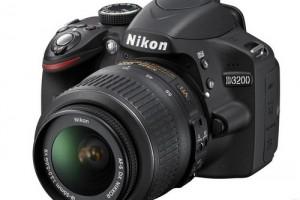 易迅 尼康D3200单反相机套机 2549元