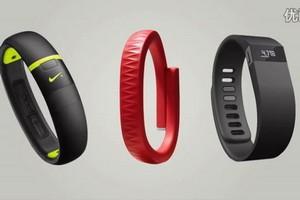 [科技美学]运动腕带横向评测UP24、FuelBand2、Fitbit