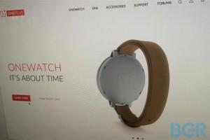 一加智能手表曝光:这样子太TM像360了!