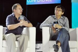 周鸿祎对话张朝阳:关于互联网和互联网的未来