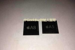iPhone 6 A8处理器实物曝光