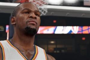 超逼真!《NBA 2K15》游戏画面曝光