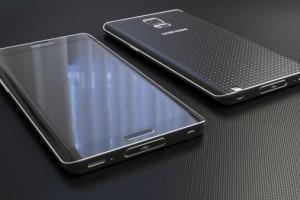 Galaxy Note 4概念渲染图:金属边框+MicroUSB 3.0端口