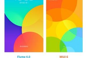 魅族神补刀:Flyme 4.0/MIUI 6你爱谁?