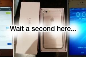 行货未发 山寨先行:iPhone6山寨机闪亮登场