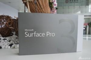 国行微软Surface Pro3开箱图赏