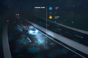未来?一起来看看智能公路!