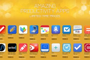 App Store 20款热门应用限时五折