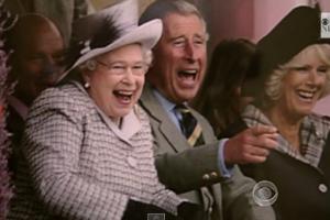 英国女王:智能手机让人们失去眼神交流