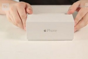 [T3] 全球首个 iPhone 6 开箱视频