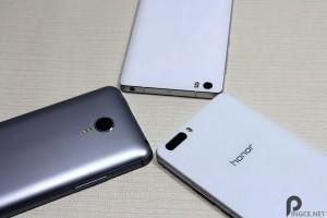 MX4Pro 荣耀6Plus 小米Note 相机性能横向评测