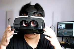 虚拟现实 暴风魔镜3体验评测