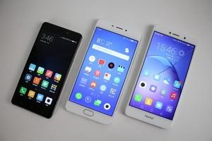 魅蓝Note5、红米4、荣耀6X 对比评测