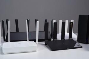 小米、华为WiFi6路由器横向对比评测:AX3600、AX1800、AX3Pro、AX3、AX5