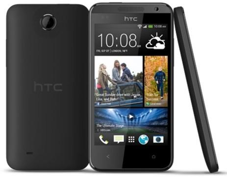 HTC首款联发科手机现身:配置无语了