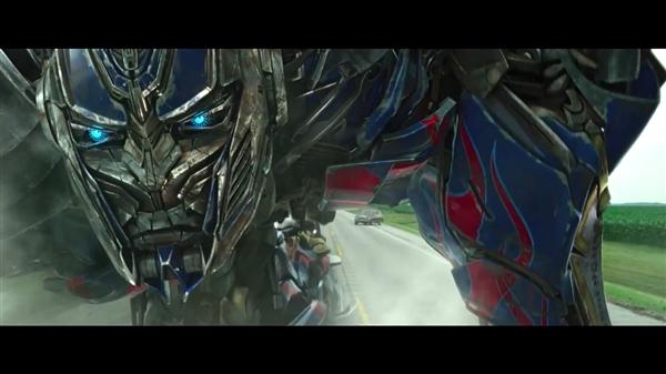《变形金刚4》超长预告震撼首播!