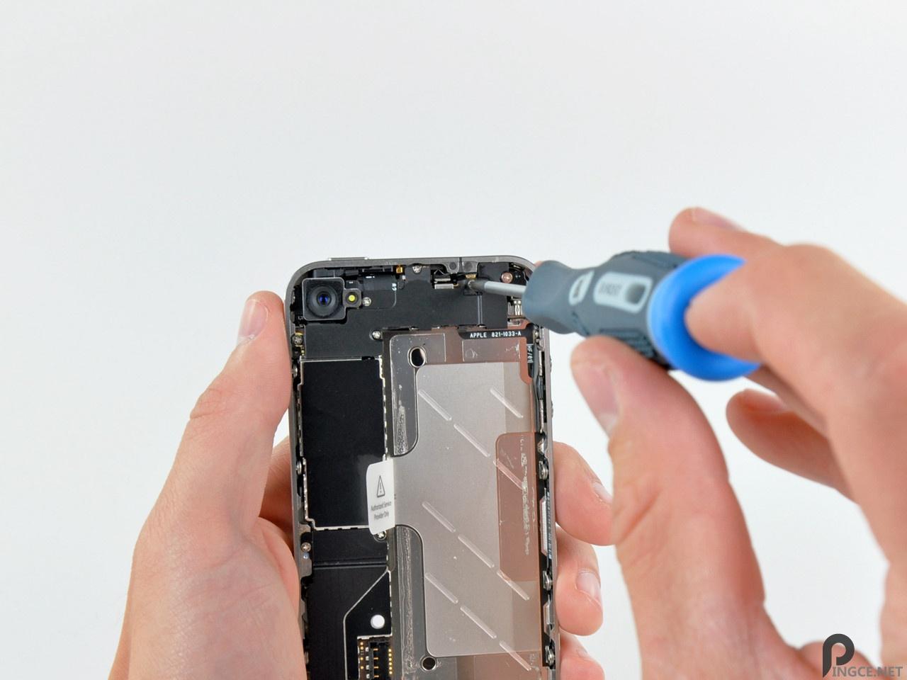 iPhone 4 拆机教程
