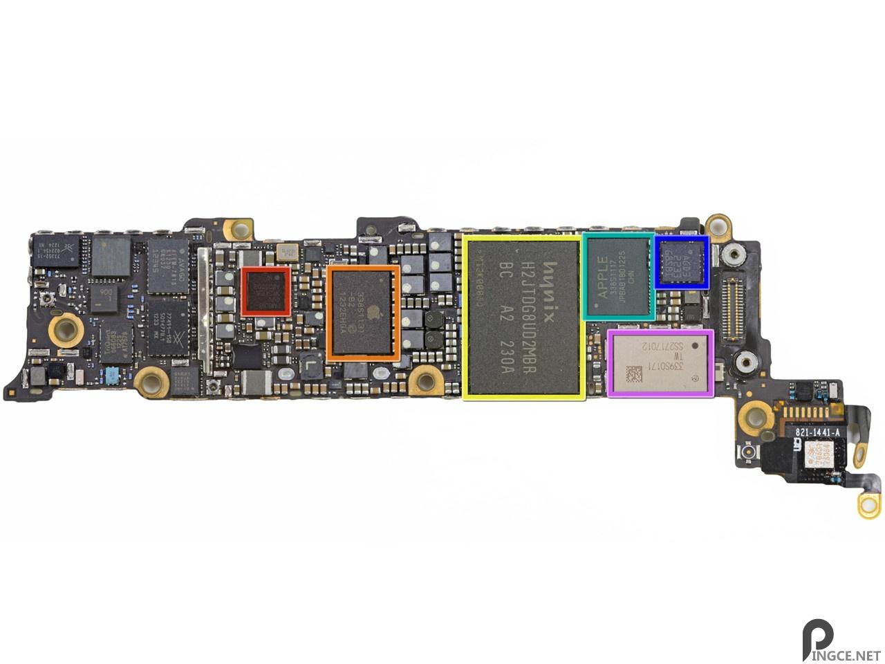 iPhone 5 拆机教程