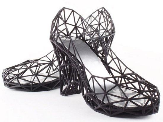 3D打印凭借这些成为时尚领域的新宠儿