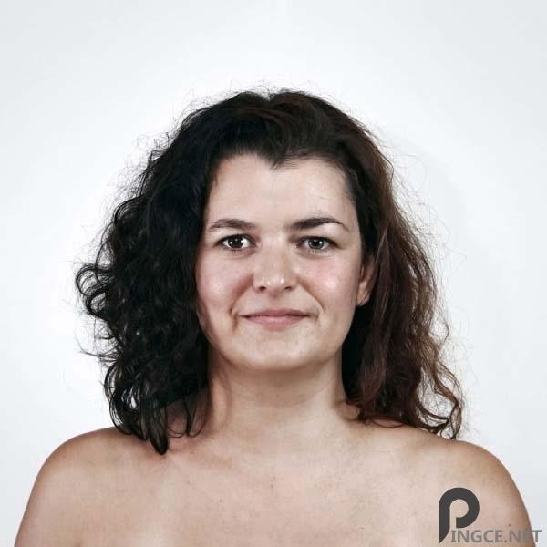 神器遗传学:亲人左右脸的拼接图