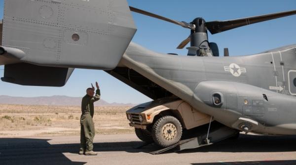 悍马算神马?波音公司开发更先进的军用吉普