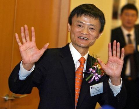 阿里巴巴IPO:马云或将成为中国首富