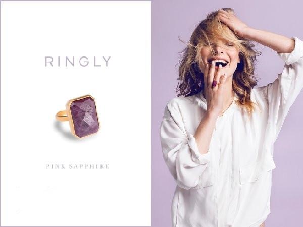 妹纸的最爱:会震动的智能戒指
