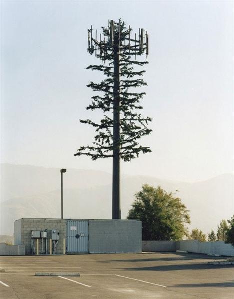盘点世界各地那些奇葩的电信基站