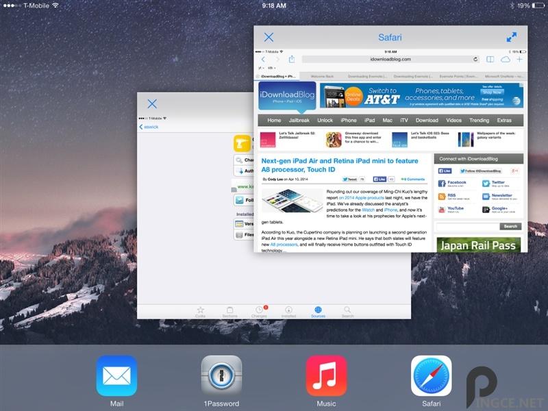 iPad真正同屏多任务:OS Experience体验