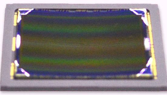 索尼曲面传感器实拍样张曝光