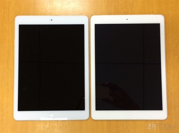 iPad Air 2 真机图再泄露