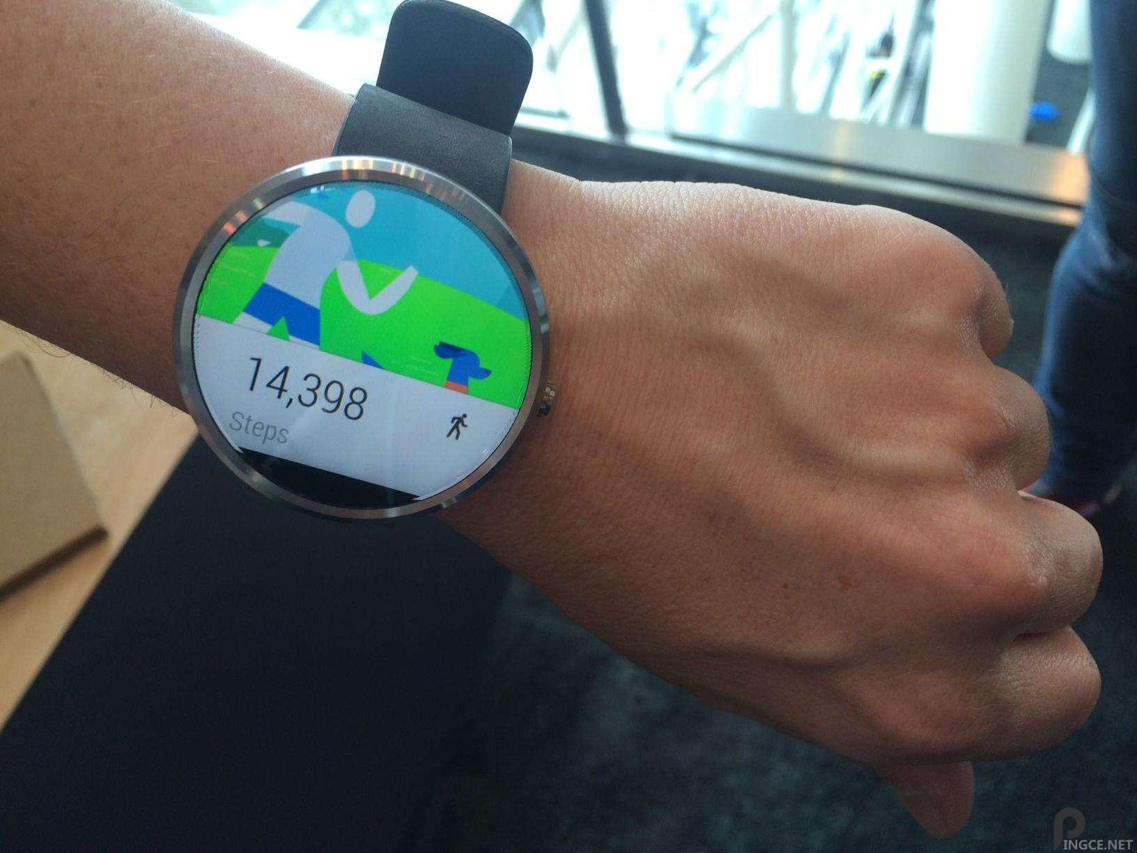 最美智能手表:Moto360体验