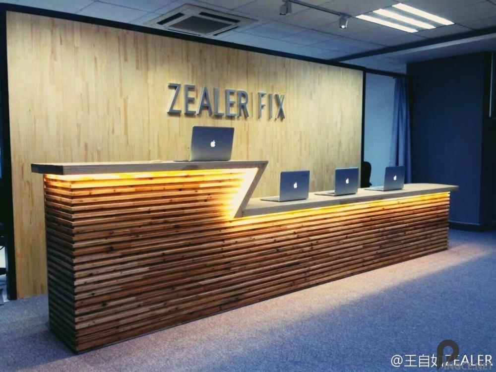 维修间样板房:Zealer手机维修工作室曝光