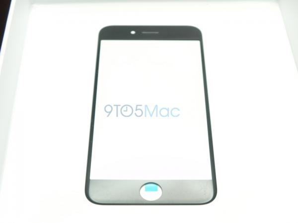 超窄边框:4.7寸 iPhone 6前玻璃面板展示