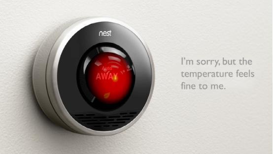 智能家居Nest遭黑客破解 物联网安全问题堪忧