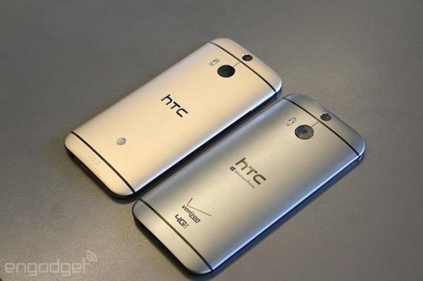 Windows版 HTC One M8 上手体验
